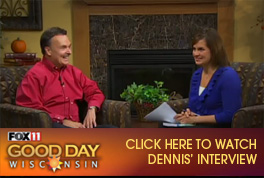 Good Day Wisconsin Interview with Dennis Trittin